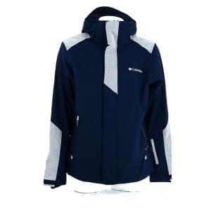 בגדי חורף קולומביה לגברים Columbia Pala Peak - כחול כהה