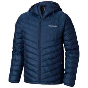 בגדי חורף קולומביה לגברים Columbia Horizon Explorer Hooded - כחול