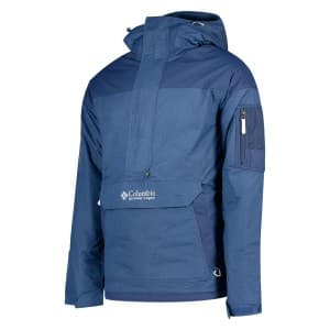 בגדי חורף קולומביה לגברים Columbia Challenger Pullover - כחול