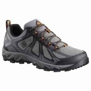 נעליים קולומביה לגברים Columbia COLUMBIA Peakfreak XCRSN II Xcel Low Outdry - אפור/כתום
