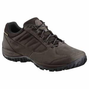 נעלי הליכה קולומביה לגברים Columbia Ruckel Ridge Plus Waterproof - חום
