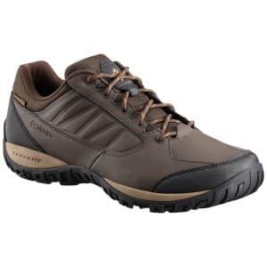 נעלי הליכה קולומביה לגברים Columbia Ruckel Ridge Waterproof - חום