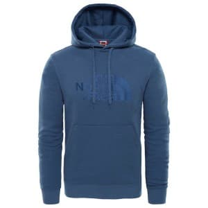 ביגוד דה נורת פיס לגברים The North Face Drew Peak Pullover Hood - כחול