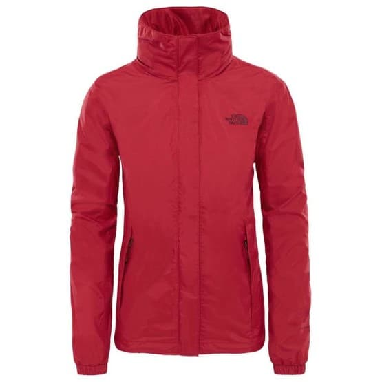 בגדי חורף דה נורת פיס לנשים The North Face Resolve - אדום