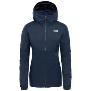 בגדי חורף דה נורת פיס לנשים The North Face Quest Insulated - כחול כהה