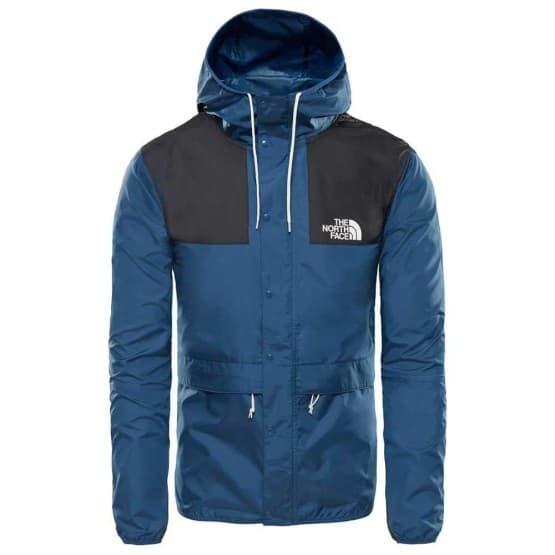 בגדי חורף דה נורת פיס לגברים The North Face 1985 Seasonal Mountain - כחול/שחור
