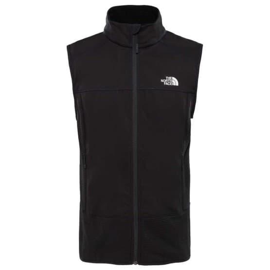 בגדי חורף דה נורת פיס לגברים The North Face Hyb Softshell Vest - שחור