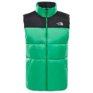בגדי חורף דה נורת פיס לגברים The North Face Nuptse III Vest - ירוק