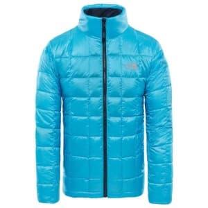 בגדי חורף דה נורת פיס לגברים The North Face Kabru Down Jacket - תכלת