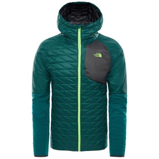 בגדי חורף דה נורת פיס לגברים The North Face Kilowatt ThermoBall Jacket - ירוק