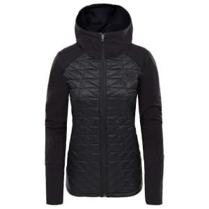 בגדי חורף דה נורת פיס לנשים The North Face Motivation ThermoBall Jacket - שחור
