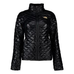 בגדי חורף דה נורת פיס לנשים The North Face ThermoBall Jacket - שחור