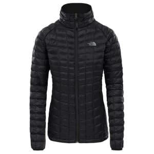 בגדי חורף דה נורת פיס לנשים The North Face ThermoBall Sport Jacket - שחור