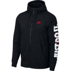 בגדי חורף נייק לגברים Nike HBR Just Do It - שחור