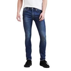 ביגוד ליוויס לגברים Levi's 519 Extreme Skinny Fit  - כחול