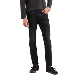 ביגוד ליוויס לגברים Levi's 519 Extreme Skinny Fit  - ג'ינס כהה