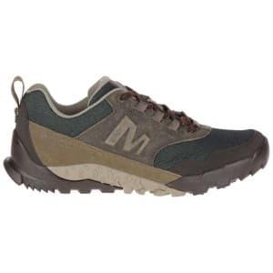 נעלי הליכה מירל לגברים Merrell Annex Recruit - אפור