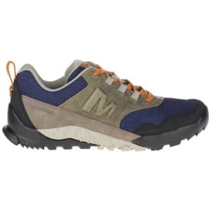 נעלי הליכה מירל לגברים Merrell Annex Recruit - אפור/כחול