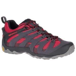 נעלי הליכה מירל לגברים Merrell Chameleon 7 Slam - אפור/אדום