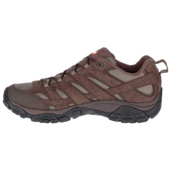 נעלי הליכה מירל לגברים Merrell Moab 2 Smooth - חום