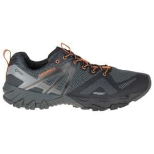 נעלי הליכה מירל לגברים Merrell MQM Flex Goretex - אפור/כתום