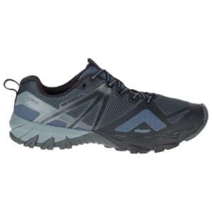 נעלי הליכה מירל לגברים Merrell MQM Flex Goretex - שחור/אפור
