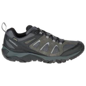 נעלי הליכה מירל לגברים Merrell Outmost VentIlator - אפור