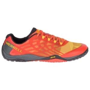 נעלי הליכה מירל לגברים Merrell Trail Glove 4 - כתום