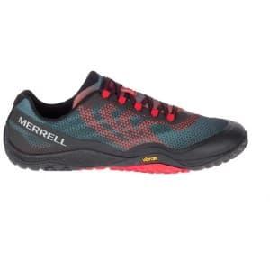נעליים מירל לגברים Merrell Trail Glove 4 - שחור/אדום