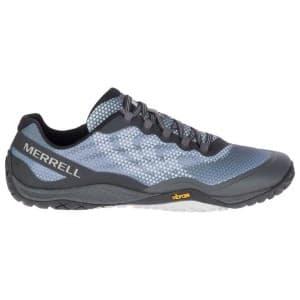 נעליים מירל לגברים Merrell Trail Glove 4 - אפור/כחול