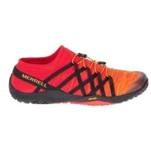 נעליים מירל לגברים Merrell Trail Glove 4 - אדום