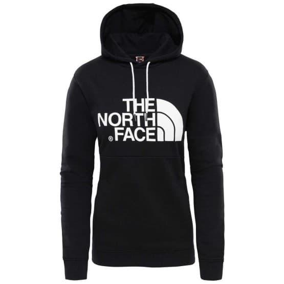 בגדי חורף דה נורת פיס לנשים The North Face Drew Hoody - שחור/לבן