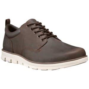 נעליים טימברלנד לגברים Timberland Bradstreet 5 Eye Oxford - חום