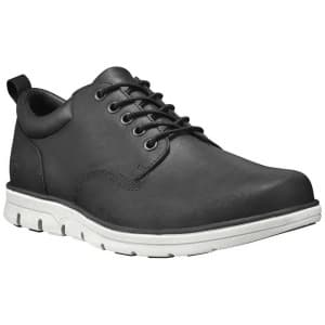 נעליים טימברלנד לגברים Timberland Bradstreet 5 Eye Oxford - שחור