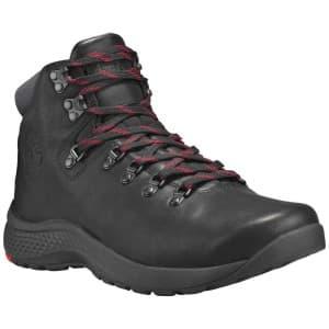 נעלי טיולים טימברלנד לגברים Timberland Aerocore Hiker - שחור/אדום