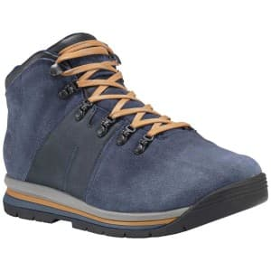 נעלי טיולים טימברלנד לגברים Timberland GT Scramble 2 Mid - כחול