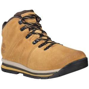 נעלי טיולים טימברלנד לגברים Timberland GT Scramble 2 Mid - חום/בז'