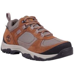 נעלי טיולים טימברלנד לגברים Timberland MT Major Low - חום