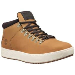 נעליים טימברלנד לגברים Timberland CityRoam Cup Alpine Chk - חום