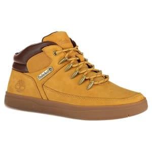 נעליים טימברלנד לגברים Timberland Davis Square Hiker - חום