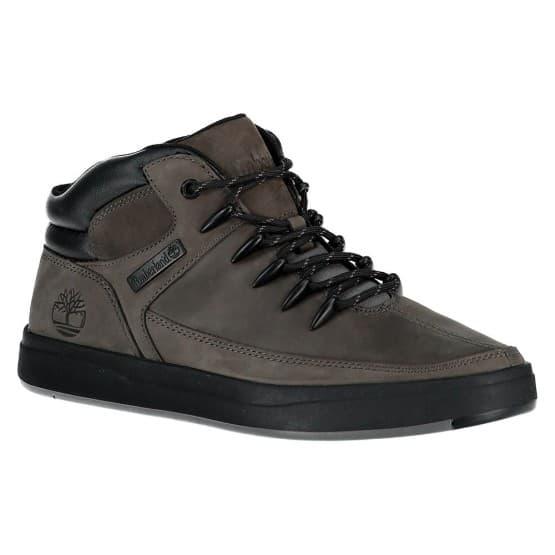 נעליים טימברלנד לגברים Timberland Davis Square Hiker - אפור/שחור