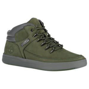 נעליים טימברלנד לגברים Timberland Davis Square Hiker - ירוק