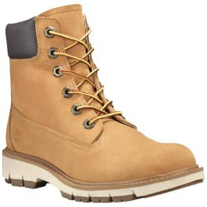 מגפיים טימברלנד לנשים Timberland Lucia Way 6 - קאמל