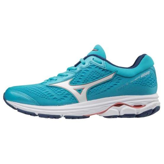נעליים מיזונו לנשים Mizuno Wave Rider 22 - תכלת