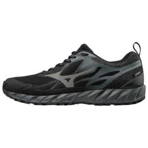 נעליים מיזונו לגברים Mizuno Wave Ibuki Goretex - שחור