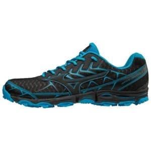 נעליים מיזונו לגברים Mizuno Wave Hayate 4 - כחול/שחור