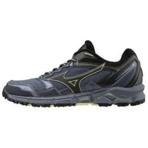 נעליים מיזונו לנשים Mizuno Wave Daichi 3 - אפור/שחור