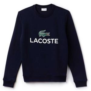 ביגוד לקוסט לגברים LACOSTE SH0605 - שחור
