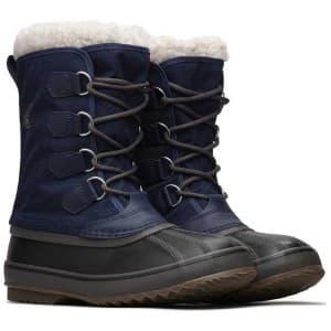 מגפיים סורל לגברים Sorel 1964 Pack Nylon - כחול כהה
