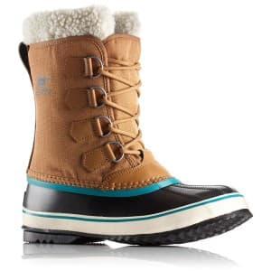 מגפיים סורל לנשים Sorel Winter Carnival - קאמל